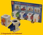 Hape Quadrilla Control-Block Multipack