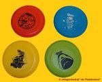 Wham-O Go 70 gram Frisbee