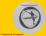 Aerobie Medalist 175 gram White Frisbee