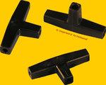 8 mm T-stuk Exel