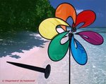 CIM Magic Flower windspel