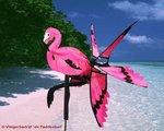 5-Wing Flamingo Windspel