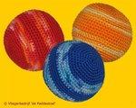 Jongleerballen Set Gehaakt Venus