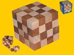 Philos Cobra Snake Blocks Medium - IQ Puzzel