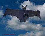 Premier Kites Flapping Bat Kite