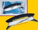 Vector Dyneema Vierlijnsset 4 x 25 m - 50 kg