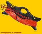 Vector Dyneema Vierlijnsset 4 x 30 m - 75 kg