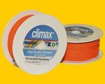Climax Gemanteld Dyneema 60 kg Oranje - per 50 meter