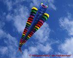 Premier Kites Giant Eel - Rainbow