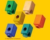 Quadrilla 6 Gekleurde Blokken