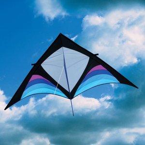 Into the wind Dan Leigh XFS Delta Kite