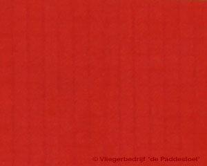 Spinnaker Polyester Dik Rood per meter