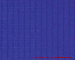 Spinnaker Polyester Dik Blauw per meter