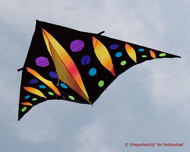 Premier Kites Delta Rainbow 260