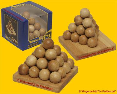 Philos Sphere Piramide - IQ Puzzel