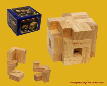 Philos - Tea Time Cubes- IQ Puzzel