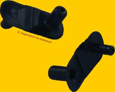 3 mm Sail Clip plat