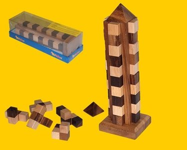 Philos Wolkenkrabber - IQ Puzzel