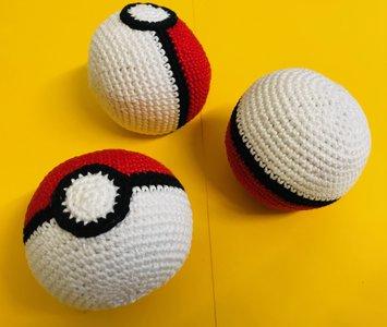 Jongleerballen Set Pokemon Ball
