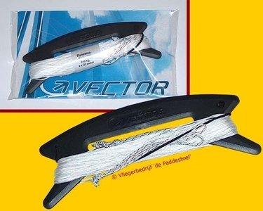 Vector Dyneema Wit 2 x 20 m - 170 kg