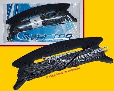 Vector Dyneema Kleur 2 x 20 m - 300 kg