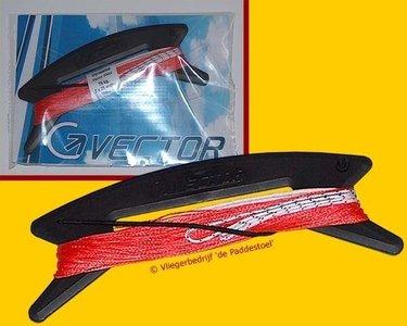 Vector Dyneema Kleur 2 x 30 m - 75 kg