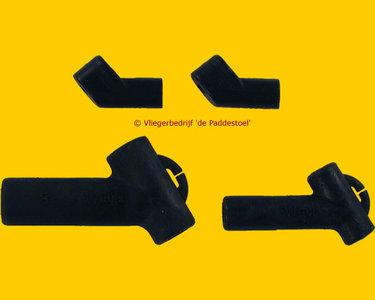 Flexibele Zijverbinder Wings 10 x 12 mm