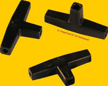 7 mm T-stuk Exel