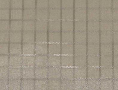 Light Grey Icarex Spinnaker Polyester  per meter