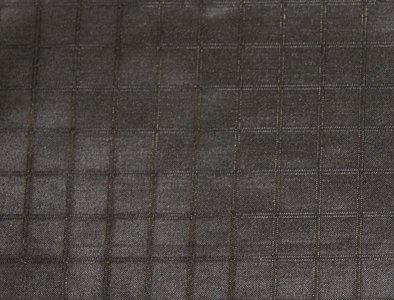 Black Icarex Spinnaker Polyester per meter