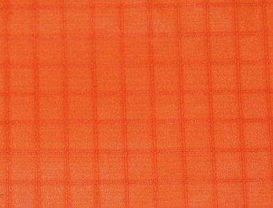 Orange Icarex Spinnaker Polyester per meter