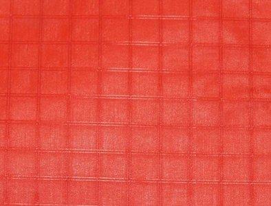 Red Icarex Spinnaker Polyester per meter