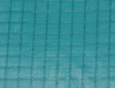 Teal Icarex Spinnaker Polyester  per meter