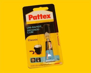 Pattex Secondenlijm Classic