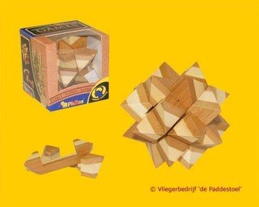 Philos Apollo Bamboe - IQ Puzzel