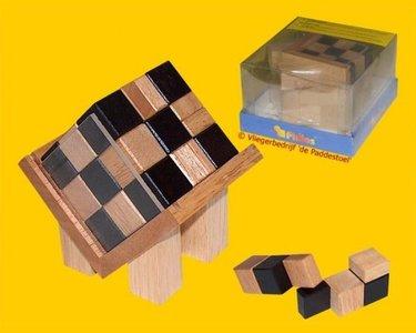 Philos Blok op pootjes - IQ Puzzel