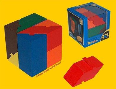 Philos Color Cube - IQ Puzzel