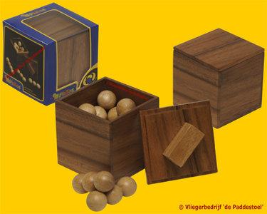Philos Dango Box - IQ Puzzel