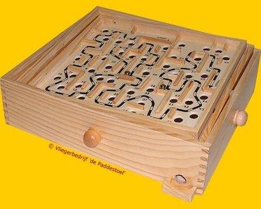 Longfield Labyrinth - IQ Spel