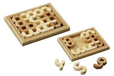 Philos Nummer - IQ Puzzel