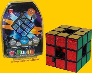 Jumbo Rubik's Revolution - IQ Puzzel