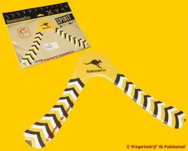 Boomerang Fan Spirit Boemerang (R-L)