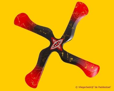 Boomerang Fan X-Fly Boemerang (R-L)