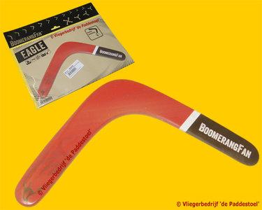 Boomerang Fan Eagle Boemerang (R-L)