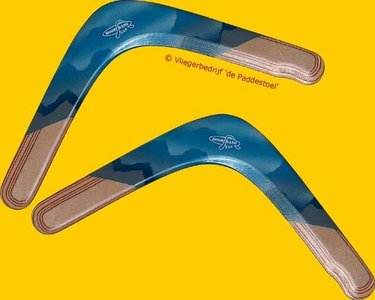 Boomerang Fan Falconet Boemerang (L)
