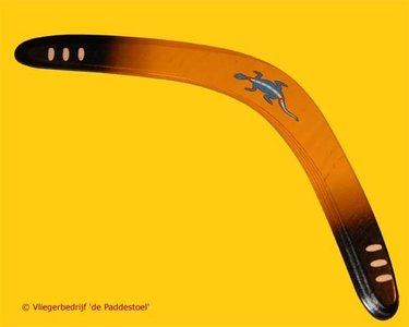 Boomerang Fan Aborinal Boemerang (R-L)