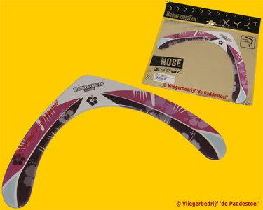 Boomerang Fan Nose Boemerang (R-L)