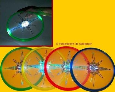 Aerobie Skylighter Frisbee Ultra
