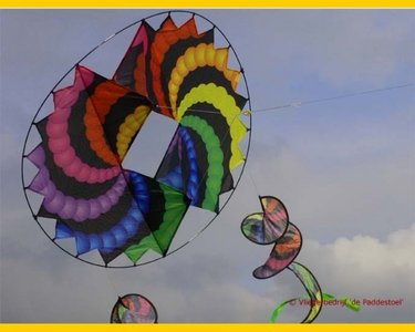 X-Kites Cirkel Box