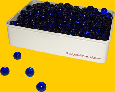 Kristal Blauw - per Kilogram